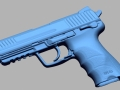 thumbs HK 45 3D Scanning & Inspection of Weapons