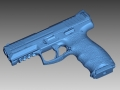 thumbs H K VP9 3D Scanning & Inspection of Weapons
