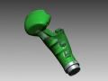 thumbs IS Flight Stick 5 Aerospace