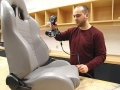 thumbs goscan3d car seat 3d scanning Consumer Products