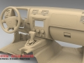 thumbs EMS Hummer Interior 3D Scan Automotive