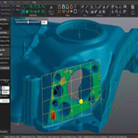 3D Scanning Products 3D Scanners Creaform VX Software small image Creaform