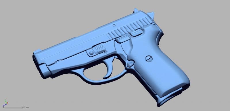 Sig Sauer P239 9mm para