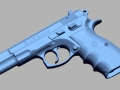 thumbs CZ 75 B 9mm Luger 3D Scanning & Inspection of Weapons