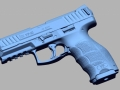 thumbs HK VP40 40cal SW 3D Scanning & Inspection of Weapons
