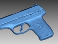 thumbs Ruger LCPs 9mm 3D Scanning & Inspection of Weapons