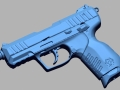 thumbs Ruger SR22P 3D Scanning & Inspection of Weapons