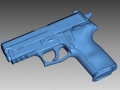thumbs Sig Sauer P229 3D Scanning & Inspection of Weapons