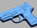 thumbs Sig Sauer P320 9mm 3D Scanning & Inspection of Weapons
