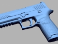 thumbs Sig Sauer P320 Full Medium 9mm Para 3D Scanning & Inspection of Weapons