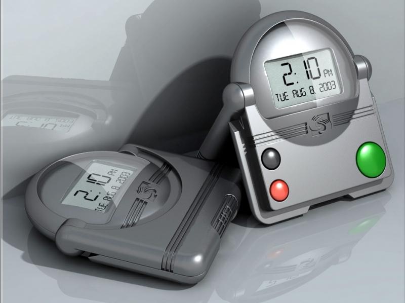 Alarm Clock by K Atkins FORMATTED Freeform