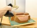 3D Scanning of wooden patterns