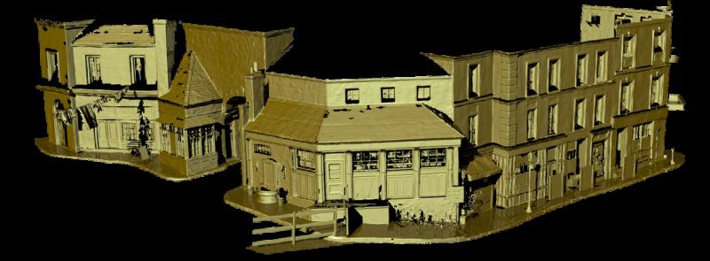 Building 3D Scan