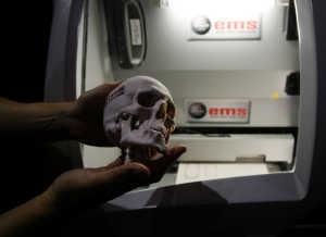 EMS Skull Cooltech Z450 Medical
