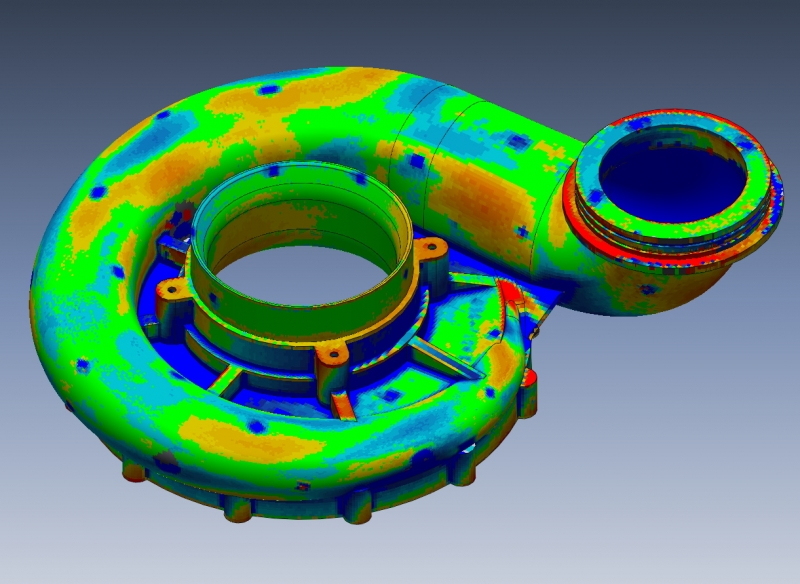 IPS impeller housing 03 Other Industries