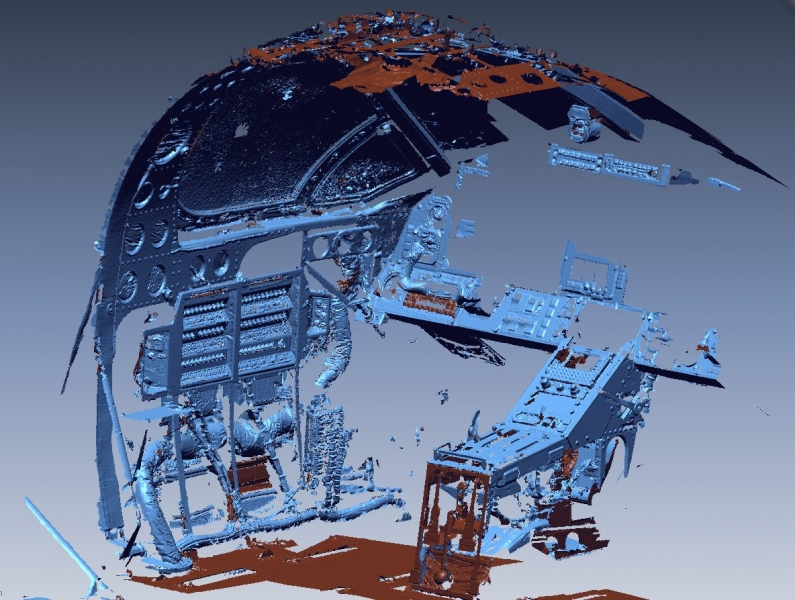 Cockpit 1 Simulators and Trainers