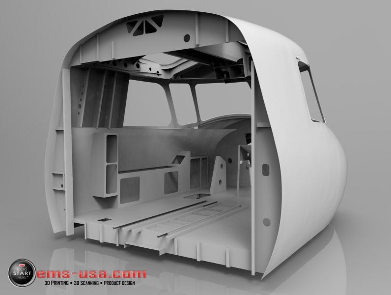 Hawkeye render 3 Simulators and Trainers
