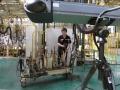 Optical probing for shop floor inspection