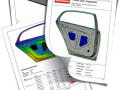 thumbs report 2 PolyWorks Inspector