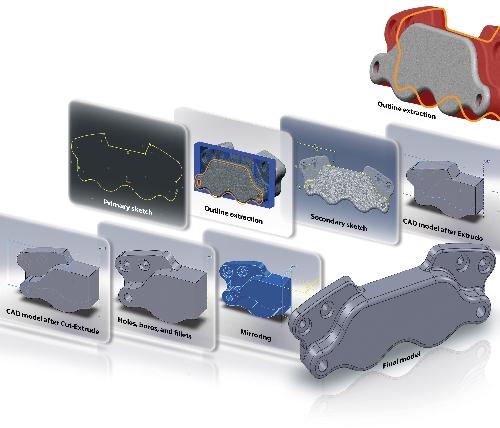 innovmetric releases polyworks modeler version 12 1 Modeler
