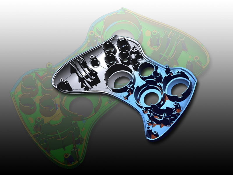 Complex game controller