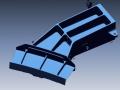 Aerospace structural member 3D scan data