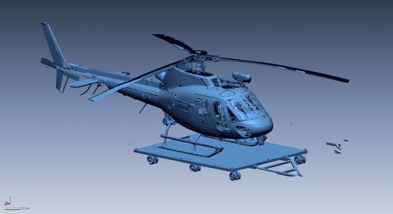 Aerocopter A350 1 Ultra Short Range Surphaser 75USR